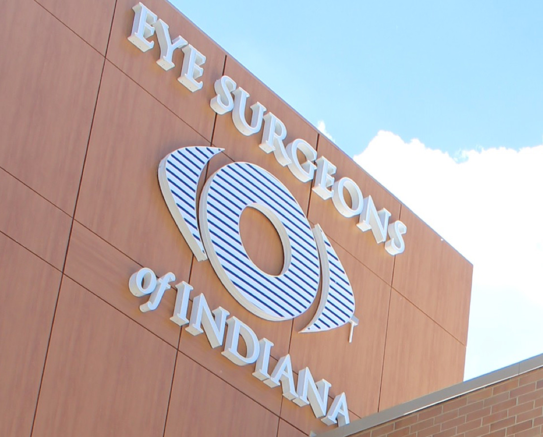 Eye Surgeons of Indiana Sign