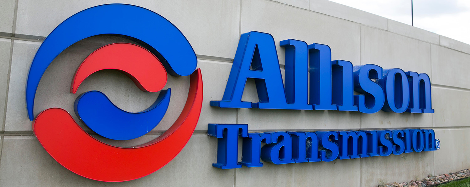 Allison Transmission Sign