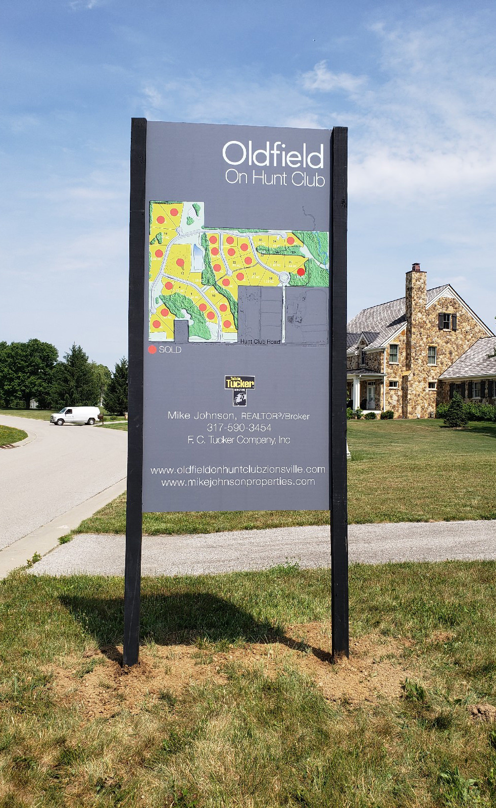 Property Site Signs